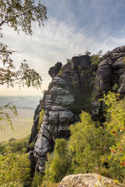 Felsformationen Sächsische Schweiz, Elbsandsteingebirge