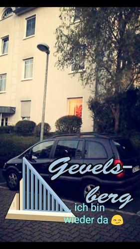 Ankunft in Gevelsberg