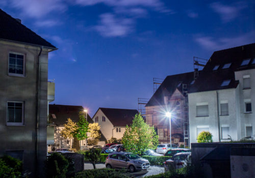 Fototagebuch Dominic Marcelino - Klosterholz Bei Nacht