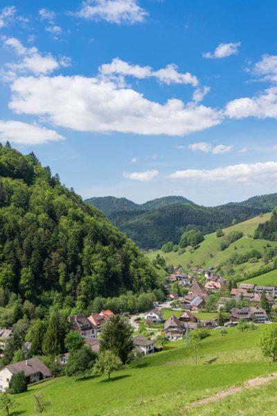 Wandern im Münstertal, Schwarzwald
