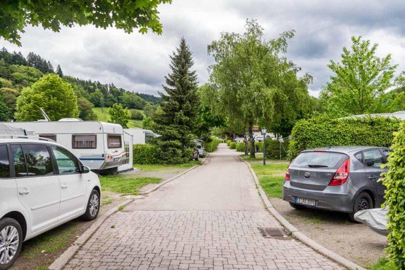 Camping Münstertal - Campingplatz im Schwarzwald