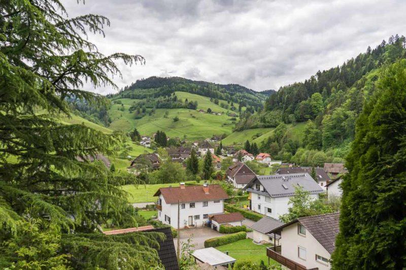 Wandern im Schwarzwald - das Münstertal