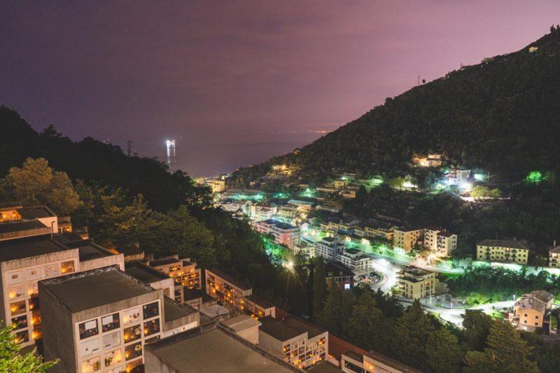 Italien Bei Nacht