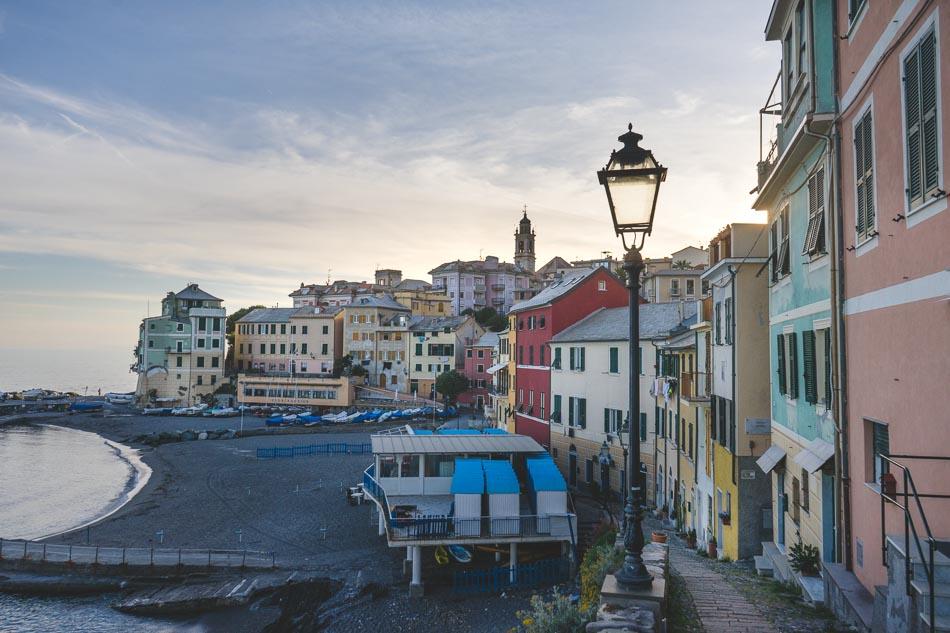 Strand In Bogliasco - Ein Traumhafter Urlaubsort Bei Genua
