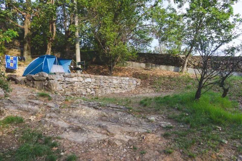 Campingplatz in Genua - Bogliasco