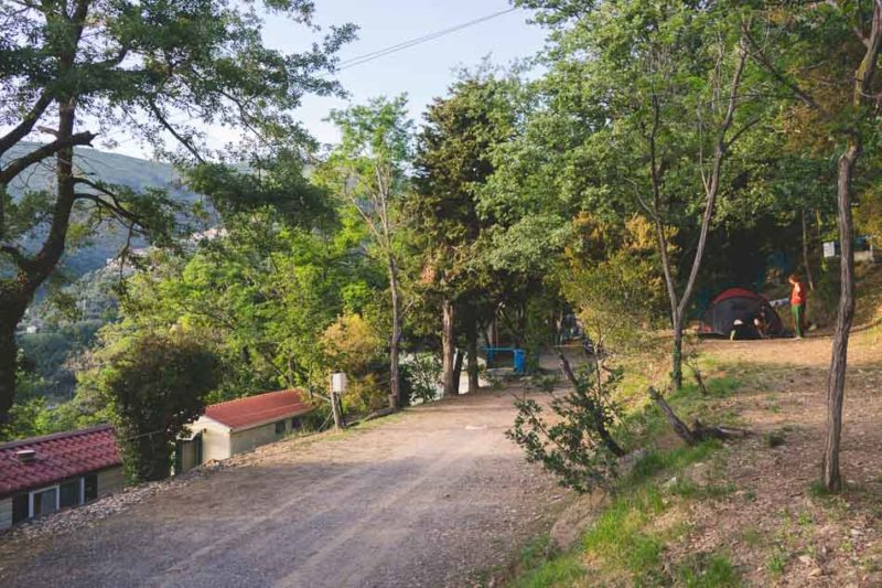Campingplatz In Genua