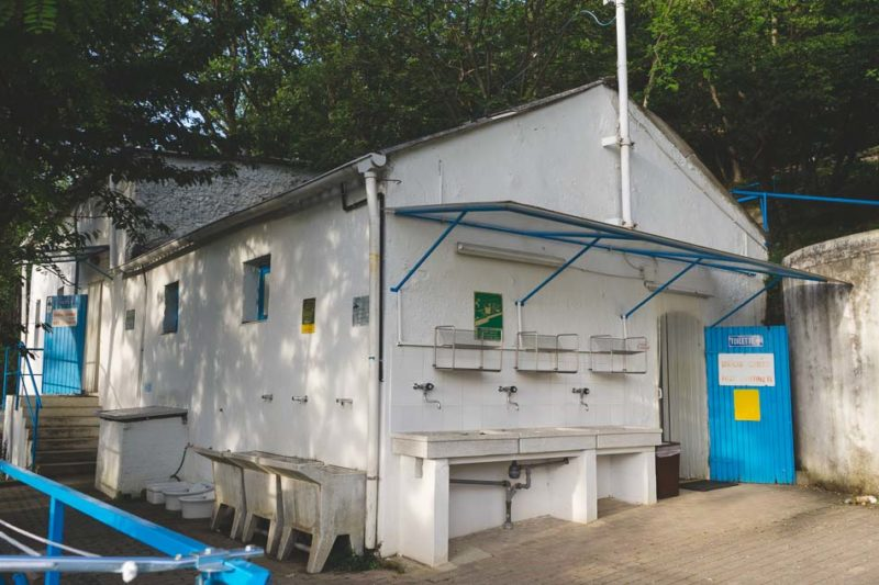 Sanitärhaus Camong Genova Est