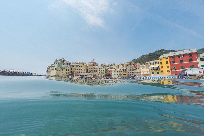 Bogliasco - ein Urlaubsort in Genua