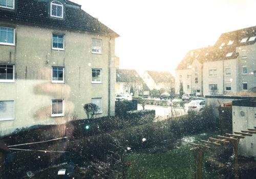 Fototagebuch - Schnee In Gevelsberg
