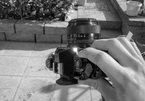 Fototagebuch - Analogfotografie, Canon A1