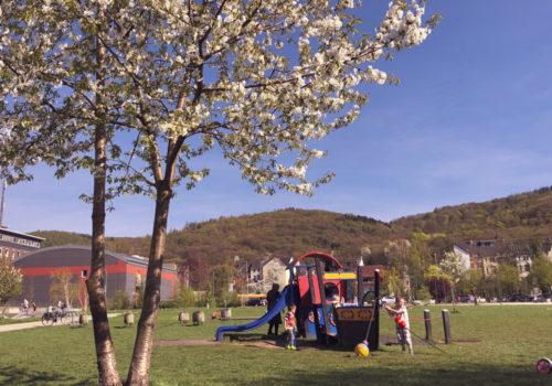 Fototagebuch - Kinder, Spielplatz Gevelsberg