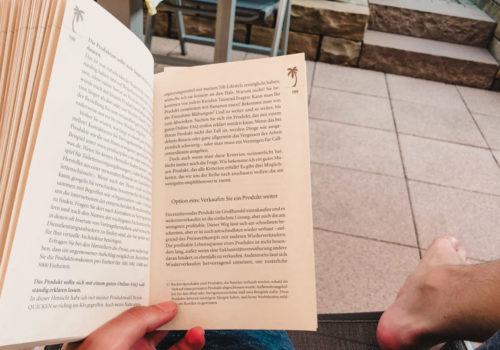 Fototagebuch - Lesen, Garten, Die Vier Stunden Woche