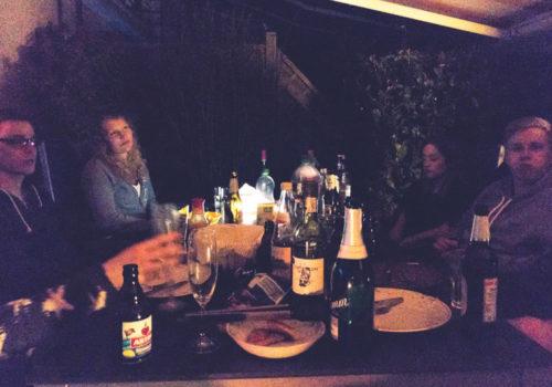 Fototagebuch - Nächte, Freunde, Partys