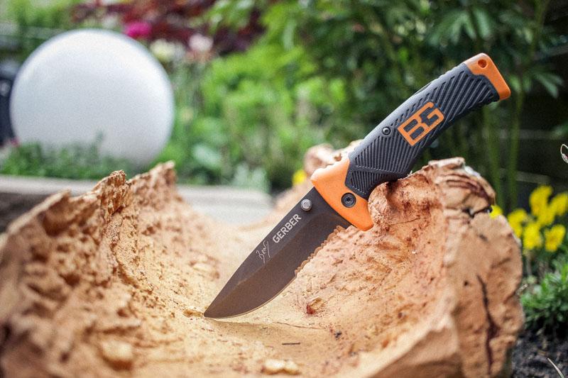 Produktfotografie - Bear Grills Berger Taschenmesser Produktfotos