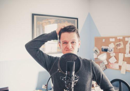 Fototagebuch - Podcasting, Gar Nicht Mal So Einfach