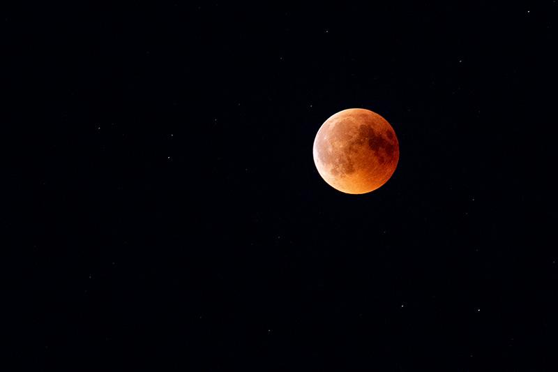 Mondfinsternis 2018 – Ein Kupferrotes Jahrhundert-Spektakel