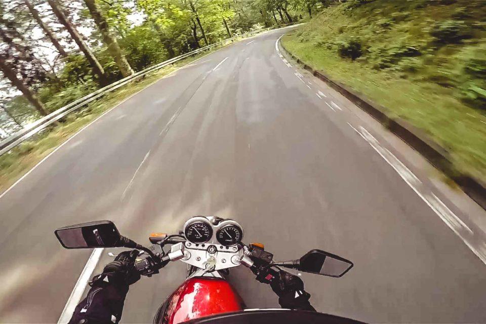 Motorradtour Video